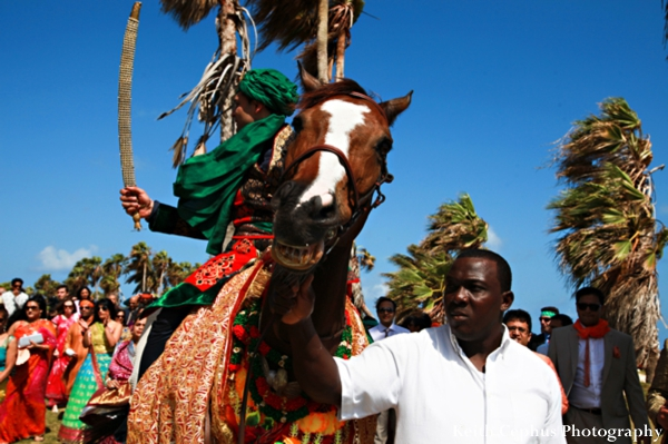 Indian-wedding-horse-baraat-celebration