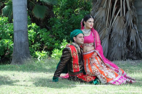 Indian-wedding-portrait-for-bride-groom