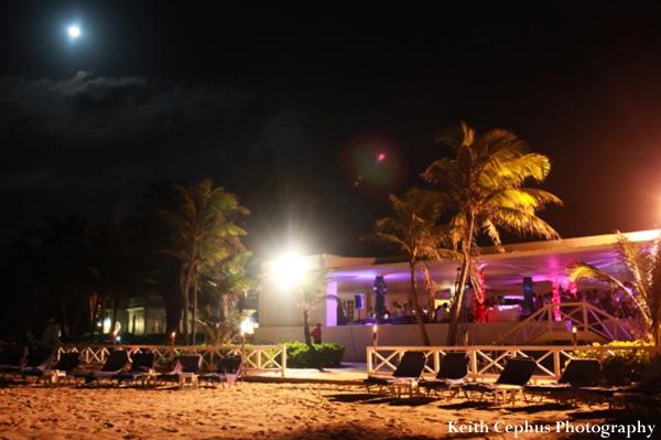 Indian-wedding-reception-beach-lighting