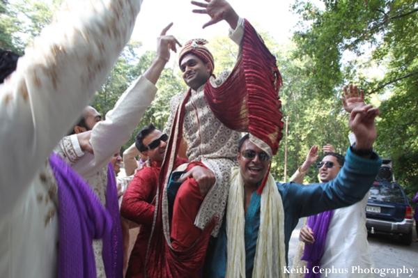 Indian-wedding-baraat-party-groom