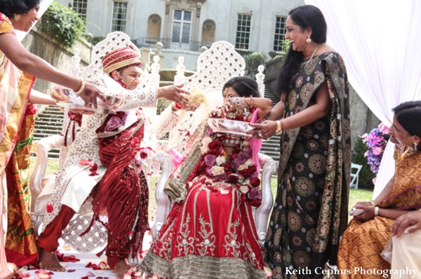 Indian-wedding-ceremony-floral-party-bride