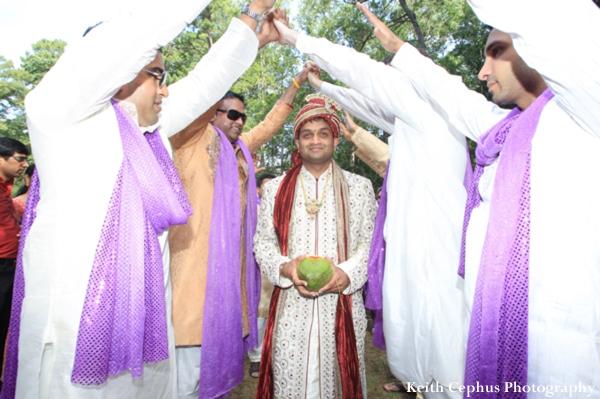 Indian-wedding-ceremony-groom-customs