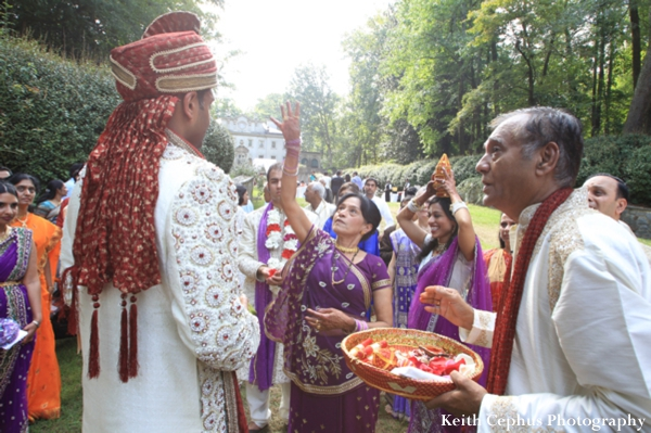 Indian-wedding-ceremony-groom-family