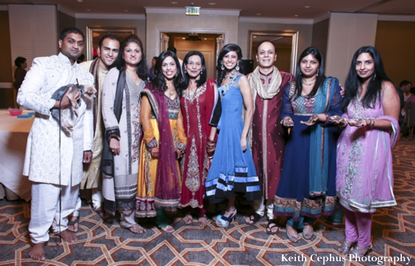 Indian-wedding-ceremony-portrait-family