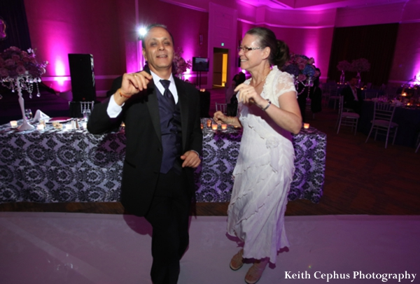 Indian-wedding-reception-dance-guests