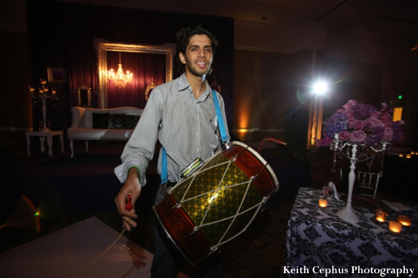 Indian-wedding-reception-drummer