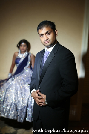 Indian-wedding-reception-groom-bride-portrait