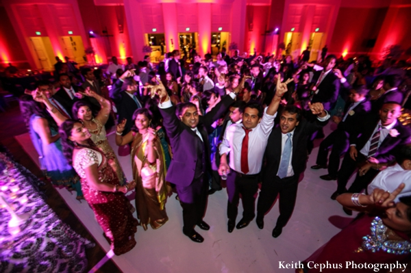 Indian-wedding-reception-party