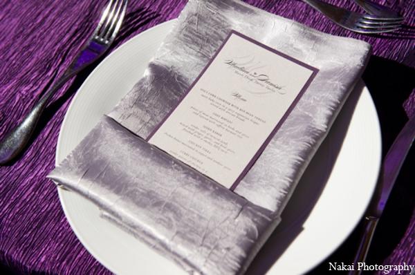 Indian wedding cards stationary in Chicago, Illinois Pakistani Fusion Wedding by Nakai Photography