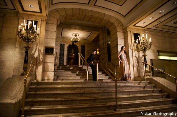 Indian wedding photo ideas in Chicago, Illinois Pakistani Fusion Wedding by Nakai Photography