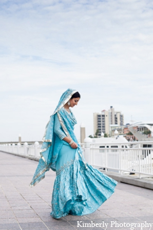 Indian pakistani bridal outfit in Tampa, Florida Pakistani Wedding by Kimberly Photography