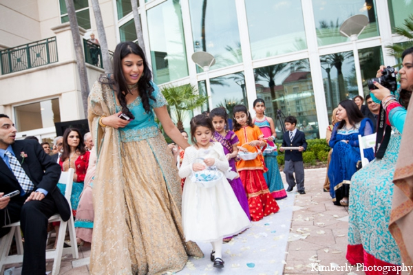 Indian wedding ceremony traditions in Tampa, Florida Pakistani Wedding by Kimberly Photography