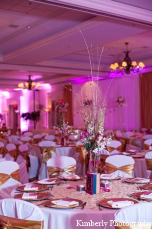 Indian wedding floral decor in Tampa, Florida Pakistani Wedding by Kimberly Photography