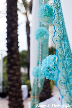 silver,light blue,blue,ceremony,mandap,ideas for indian wedding reception,indian wedding decoration ideas,indian wedding ideas,Kimberly Photography