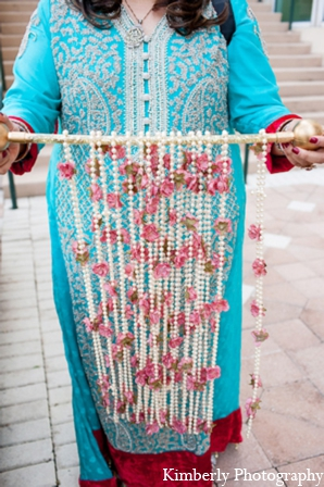 Indian wedding pakistani mandap decor in Tampa, Florida Pakistani Wedding by Kimberly Photography