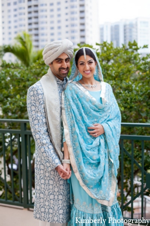 Indian wedding traditional outfits in Tampa, Florida Pakistani Wedding by Kimberly Photography