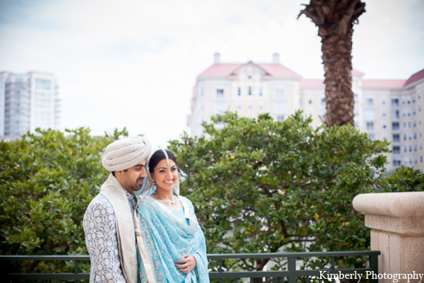 Indian wedding traditional bride groom in Tampa, Florida Pakistani Wedding by Kimberly Photography