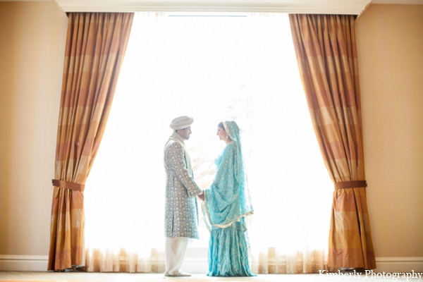 white,silver,light blue,blue,portraits,indian bride and groom,indian bride groom,photos of brides and grooms,images of brides and grooms,indian bride grooms,Kimberly Photography
