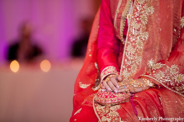 Pakistani bridal jewelry in Tampa, Florida Pakistani Wedding by Kimberly Photography