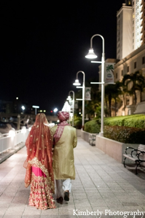 Pakistani wedding bride groom photo in Tampa, Florida Pakistani Wedding by Kimberly Photography