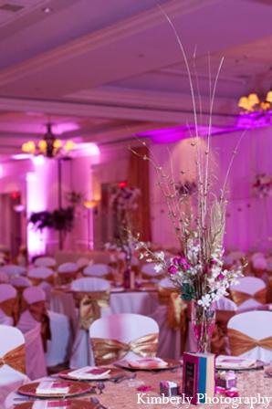 Pakistani wedding floral decor in Tampa, Florida Pakistani Wedding by Kimberly Photography
