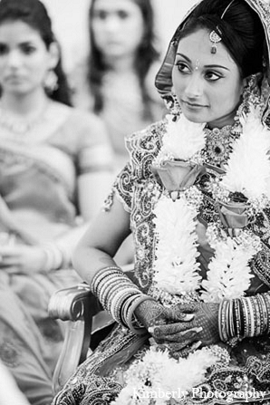 Indian wedding bride photography ceremony in Palm Harbor, Florida Indian Wedding by Kimberly Photography