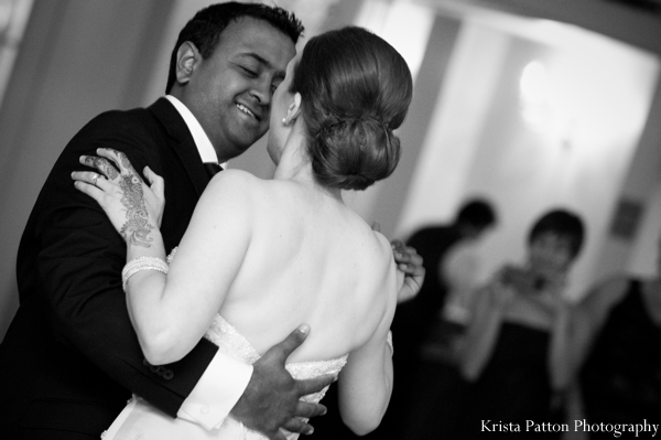 Indian wedding black and white photography reception