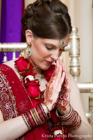 Indian wedding bride customs rituals ceremony