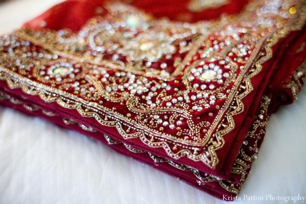 Indian wedding traditional embellished lengha
