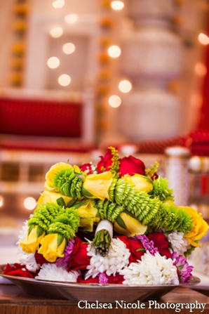 Indian wedding traditional ceremony floral