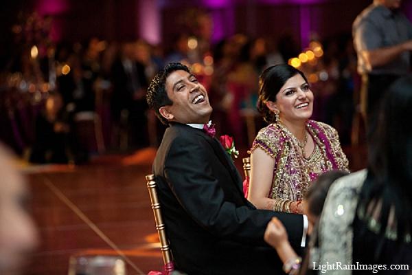 Indian reception bride groom wedding in Phoenix, Arizona Indian Wedding by LightRain Images