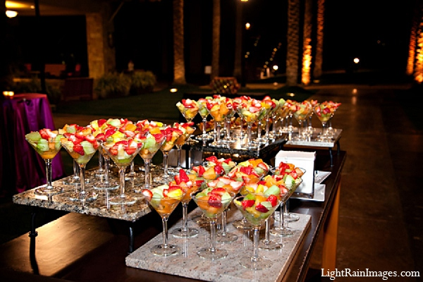 Indian wedding reception treats photography in Phoenix, Arizona Indian Wedding by LightRain Images