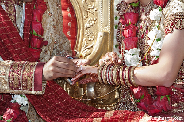 Indian wedding traditional ceremony photography in Phoenix, Arizona Indian Wedding by LightRain Images