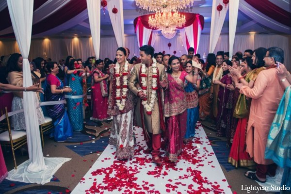 Indian wedding customs in Parsippany, New Jersey Indian Wedding by Lightyear Studio