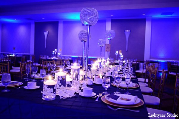 Indian wedding reception planning in Parsippany, New Jersey Indian Wedding by Lightyear Studio