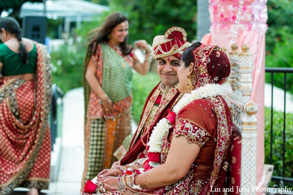 Indian wedding customs in Newport Beach, CA Indian Wedding by Lin and Jirsa Photography