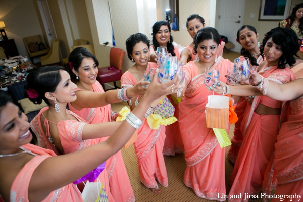 Indian wedding dresses in Newport Beach, CA Indian Wedding by Lin and Jirsa Photography
