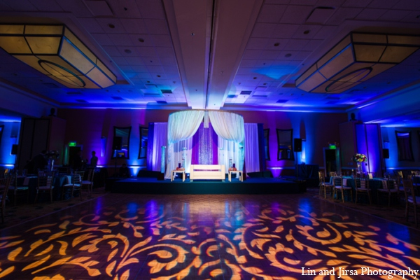 Indian wedding reception venues in Newport Beach, CA Indian Wedding by Lin and Jirsa Photography