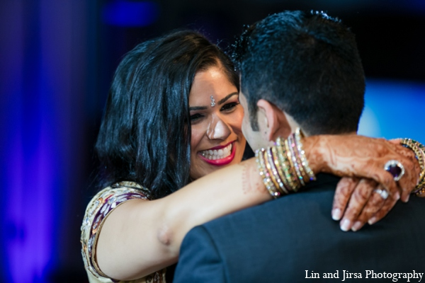 Indian wedding receptions in Newport Beach, CA Indian Wedding by Lin and Jirsa Photography