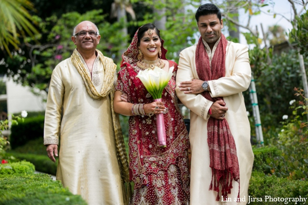red,gold,cream,white,ceremony,traditional indian wedding,indian wedding traditions,Lin and Jirsa Photography