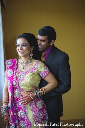 Indian photography wedding reception bride groom