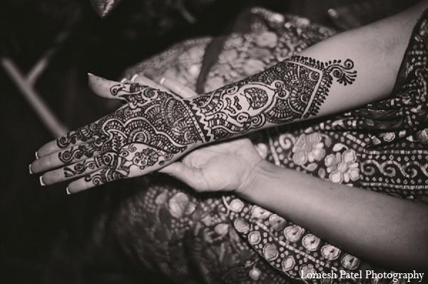 Indian wedding bridal mehndi photography