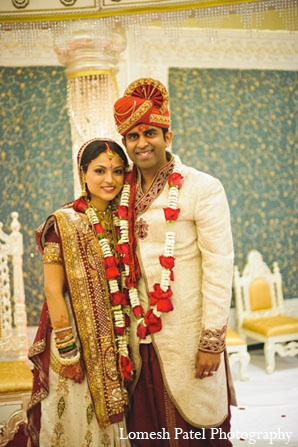 Indian wedding photography bride groom