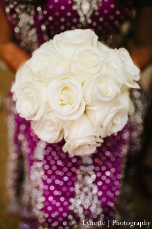 Indian-wedding-lengha-bouquet-white