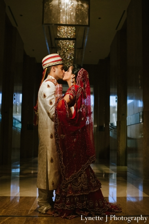 Indian-wedding-portrait-groom-bride