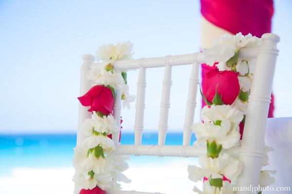 indian wedding chair decor ceremony beach