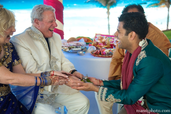 Indian wedding family ceremony rituals