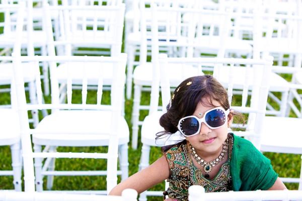 Indian wedding mini maharani portrait chairs