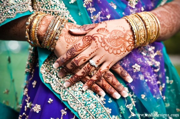 Pakistani bride accessories in Chicago, Illinois Pakistani Wedding by Maha Designs