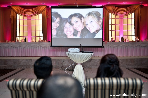 Pakistani reception ideas in Chicago, Illinois Pakistani Wedding by Maha Designs